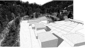 03-Monterenzio-Studio Vista d'insieme