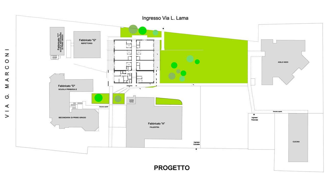Bentivoglio-Materna Polo scolastico_ 2 PROGETTO