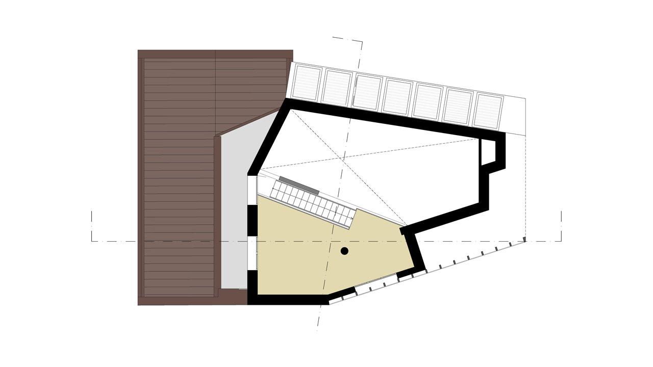 Casa Bi-Pianta soppalco