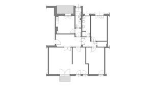 Casa R18-Rilievo