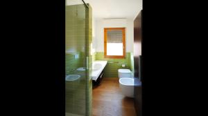 Casa P13 - Bagno verde