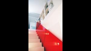 Casa P13 - Scala soffitta