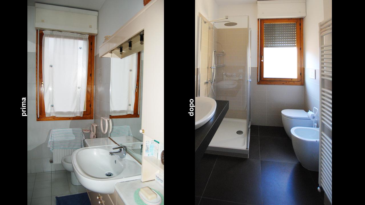 Bagno Prima E Dopo ~ Ispirazione design casa