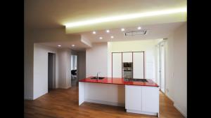CasaF14 6 Cucina da soggiorno