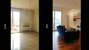 Casa R18-Soggiorno