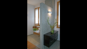 Casa B04 Foto del bagno padronale al piano primo